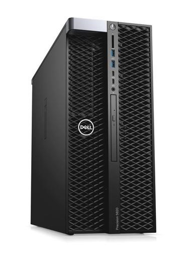 Dell Dell Precision T5820 TKNT5820RKS55A8 W-2255 64GB 1TB+512SSD P2200 W10P Masaüstü İş İstasyonu Renkli